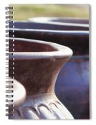Pick A Pot Spiral Notebook