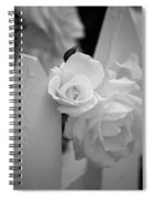 Picket Rose Spiral Notebook
