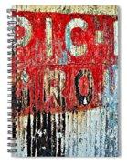 Picnic Ground Spiral Notebook