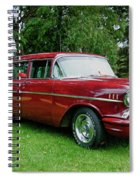 Picnic Spiral Notebook