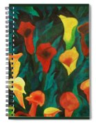 Picture Of Lily's Spiral Notebook