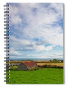 Picturesque Barn Spiral Notebook
