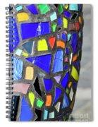 Piece Of Whale Art Spiral Notebook