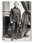 Pierre G.t. De Beauregard Spiral Notebook