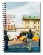Pike Place Market Spiral Notebook