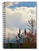 Pikes Peak View Spiral Notebook