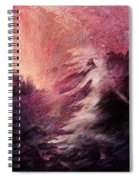 Pillar Of Salt Spiral Notebook