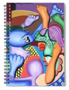 Pillow Talk Spiral Notebook