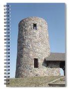 Pilot Knob Tower Spiral Notebook