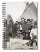 Pine Ridge Reservation Spiral Notebook
