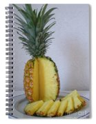 Pineapple Delight Spiral Notebook