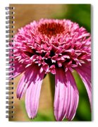 Pink On Pink Spiral Notebook