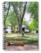Pioneer Village Spiral Notebook