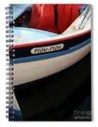 Piou - Piou Spiral Notebook