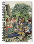 Pirate Crew Spiral Notebook