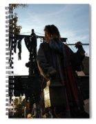Pirate Guide Spiral Notebook