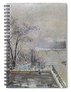 Pissarro: Louvre, 1902 Spiral Notebook
