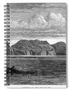 Pitcairn Island, 1879 Spiral Notebook