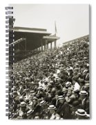 Pittsburgh: Forbes Field Spiral Notebook
