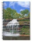 Pixley Falls Spiral Notebook