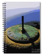 Place Time Dimension Spiral Notebook
