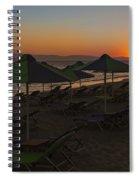 Plaka - Naxos Spiral Notebook