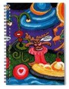 Planet Fantastic Spiral Notebook