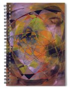 Planet Perspectives Spiral Notebook
