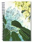 Plant Life Inside-outside Spiral Notebook