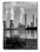 Plant Shear Spiral Notebook