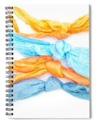 Plastic Bags Spiral Notebook