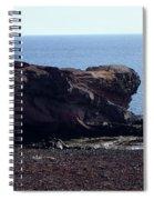 Playa Blanca Spiral Notebook