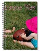 Playtime Spiral Notebook