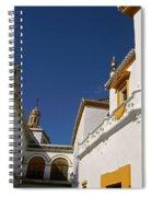 Plaza De Toros De La Real Maestranza - Seville Spiral Notebook