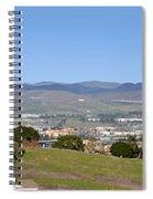 Pleasanton Spiral Notebook