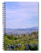 Pleasanton Preserve Spiral Notebook