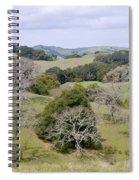 Pleasanton Ridge - North Spiral Notebook