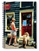Please Can I Have A Treat Spiral Notebook
