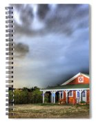 Plymouth Orchards Plymouth Mi  Spiral Notebook