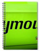 Plymouth Road Runner Spiral Notebook