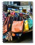 Pocketbooks And Purses Spiral Notebook