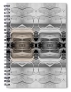 Pods Spiral Notebook