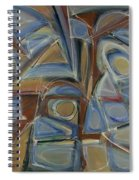 Point And Click Two Spiral Notebook