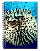Pointed Opinion Spiral Notebook