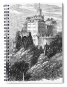 Poland: Castle Spiral Notebook