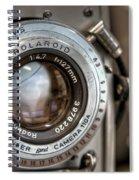 Polaroid Pathfinder Spiral Notebook