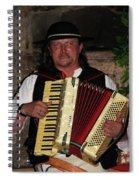 Polish Highlander Spiral Notebook
