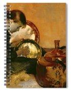 Polishing Pans  Spiral Notebook