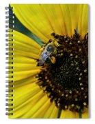 Pollen Laden  Spiral Notebook