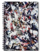 Pollock Spiral Notebook